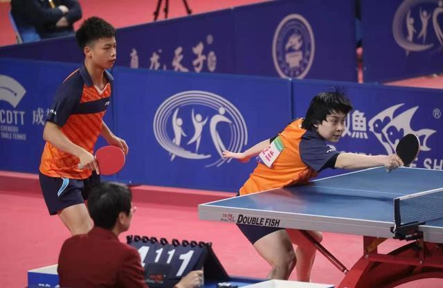 全运会乒乓球预赛结束,武汉三人进入比赛。 第3张