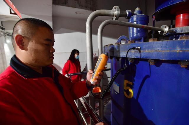 十一个市属泵站完成了体检迎战汛期 第3张