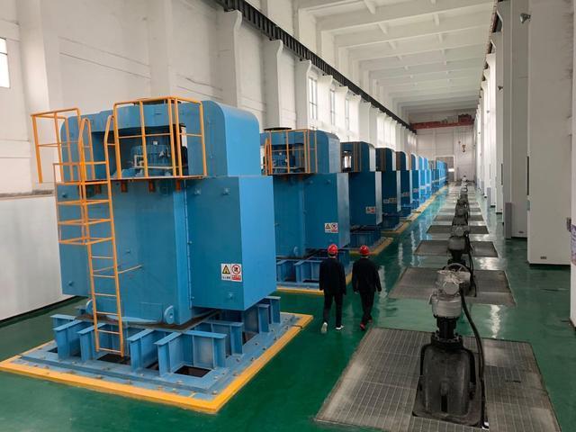 十一个市属泵站完成了体检迎战汛期 第2张