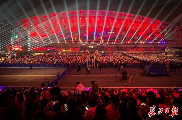 今年,武汉成为中国主会场15次 第3张