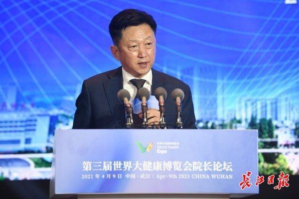 全国著名院长齐聚武汉,讨论公立医院的优质发展 第7张