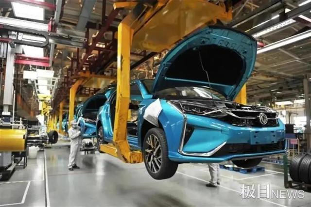 销量超过80万辆,东风公司第一季度开业。 第1张