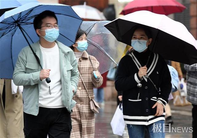 外国人称赞武汉人的口罩标准 第1张