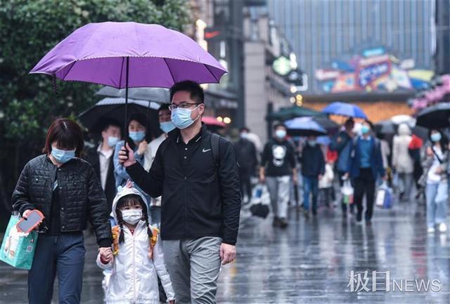 外国人称赞武汉人的口罩标准 第2张