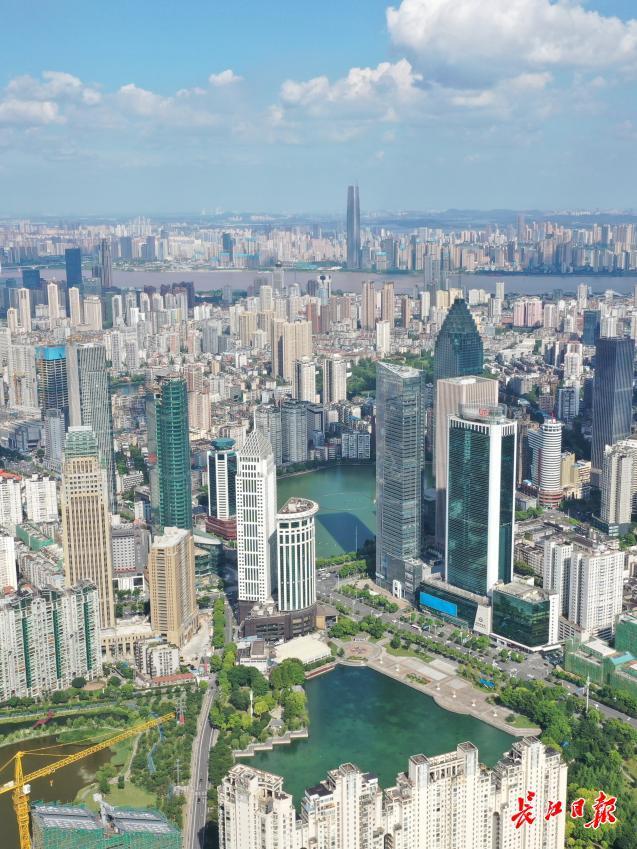 锚定目标不放松,武汉加快实现五个中心愿景。 第6张